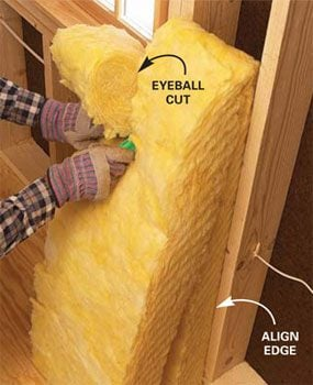 How To Install Fibergl Batt Insulation
