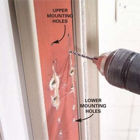 Fix a Storm Door Closer