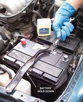 Car Battery Care | The Family Handyman