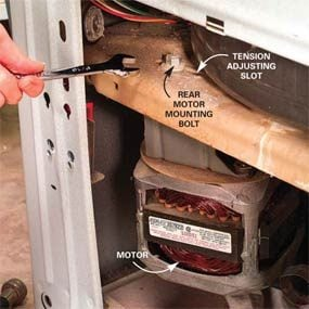 How to Repair a Leaking Washing Machine