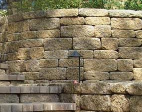 Mosaics or ashlars