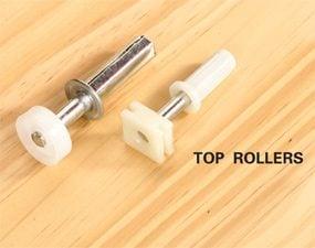 Top rollers