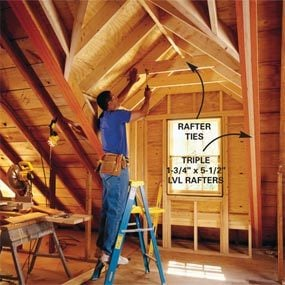How To Frame A Gabled Dormer The Family Handyman