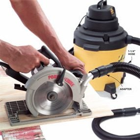 Shop Vac And Hand Power Tools