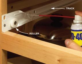 10 Simple Kitchen Cabinet Repairs
