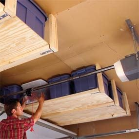Easy Garage Storage Solutions