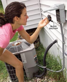 Clean Your AC Condenser Unit