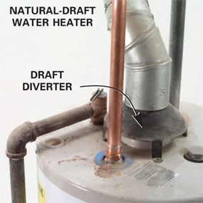 How To Install A Power Vented Water Heater The Family