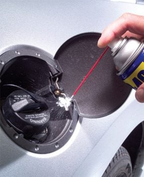 How To Lubricate Car Locks, Hinges and Latches