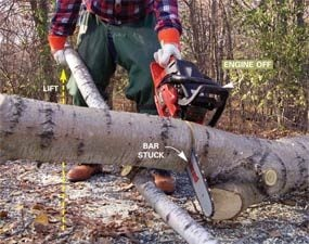 Chain Saw Safety The Family Handyman