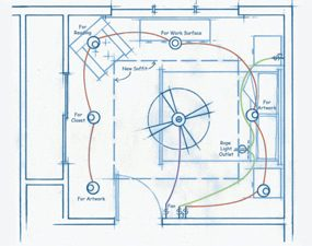 Wiring illustration