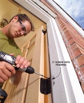 How to Replace an Exterior Door