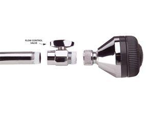 Flow control valve solution