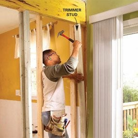 How to Install a Load-Bearing Beam