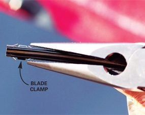 how to change wiper blades