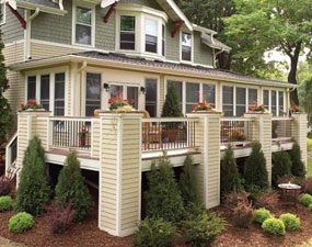 Build A No Rot No Maintenance Deck The Family Handyman