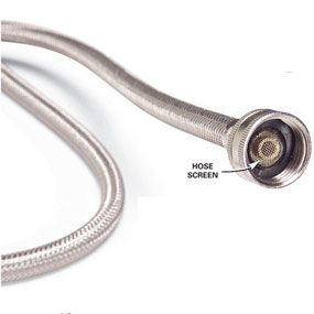 Washer supply hose
