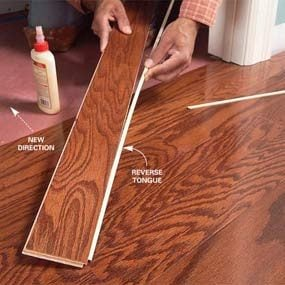 Install Prefinished Wood Flooring