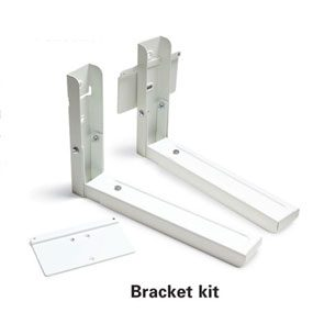 Microwave brackets