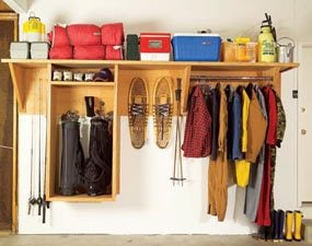 The perfect place for all of your stuff!
