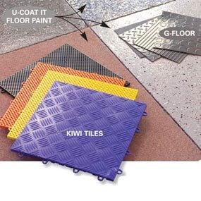 Floor options
