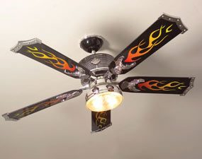 Harley ceiling fan