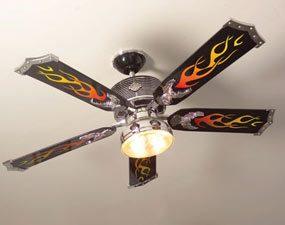 Harley ceiling fan