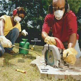 Landscaping Tips For Your Backyard The Family Handyman