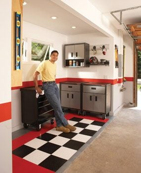 diy tips for your garage  the family handyman