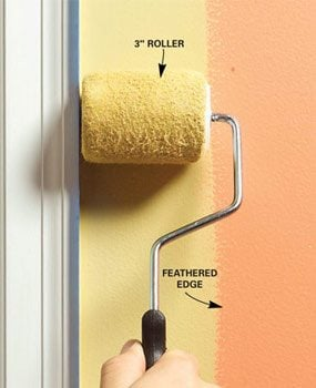 House Painting Tips 10 interior house painting tips & painting techniques for the