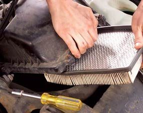 Replace your air filter often