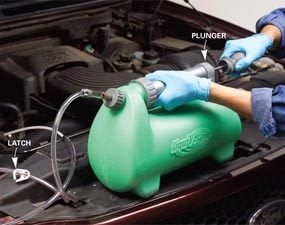 Change Your Car's Transmission Fluid