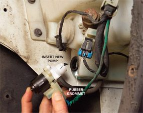 FH07FEB_WINWAS_06 windshield washer repair family handyman 2004 Armada Wiper Motor Fuse at nearapp.co