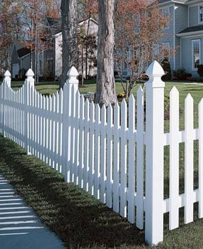 Maintenance Free Fencing Family Handyman