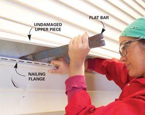 How To Replace Vinyl Siding The Family Handyman