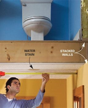 Find and Repair Hidden Plumbing Leaks