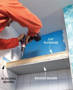 How to Tile a Shower