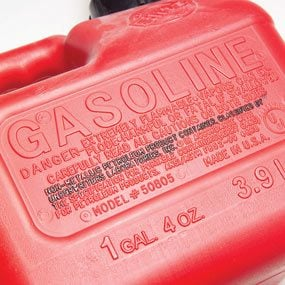 How to Store Gasoline