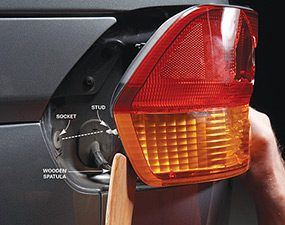 Tail Light Replacement Made Easy