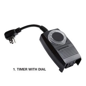 photo 1: Timer with dial