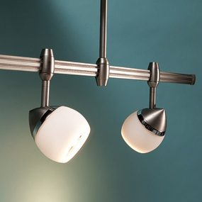 Halogen track lighting