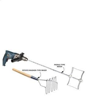 Mixing tools