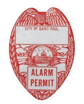 Autorização de alarme