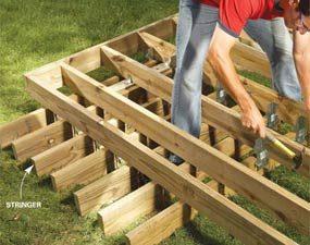 Photo 6: Add steps