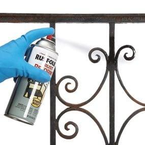 Restore Rusty Metal Before Painting