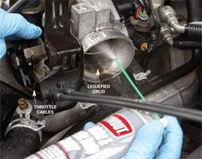 How to Clean a Throttle Body | The Family Handyman