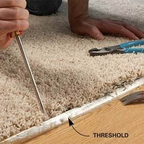 Rug Gripper For Carpeted Floors Rug Gripper Of Non Slip