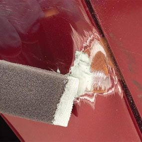 car paint touch up