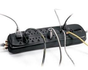 Plug-in surge suppressor