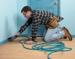 Use polyurethane air hoses
